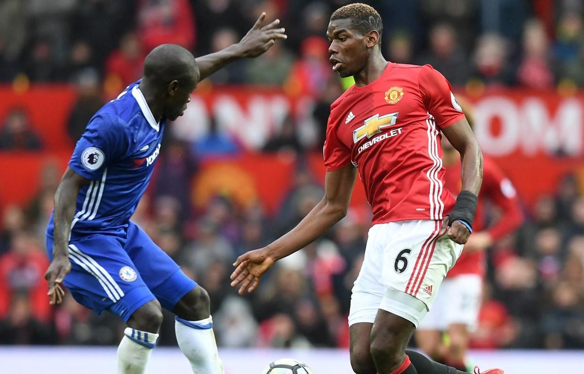 Manchester United quyết đấu Chelsea ngay vòng mở màn. (Nguồn: Getty Images)