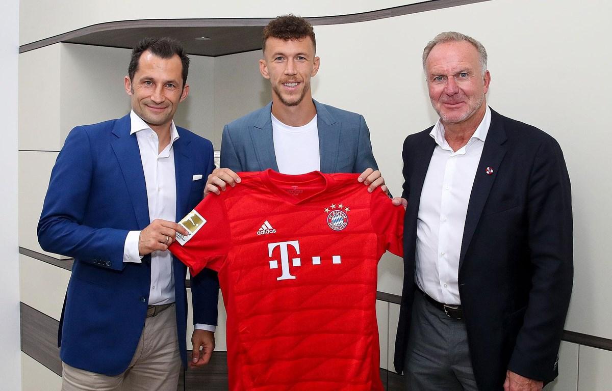 Perisic chính thức gia nhập Bayern Munich, (Nguồn: Getty Images)