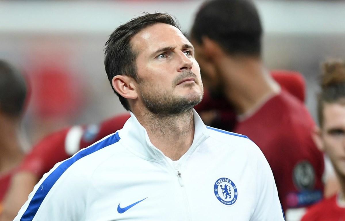 Lampard sau trận thua Liverpool. (Nguồn: Getty Images)