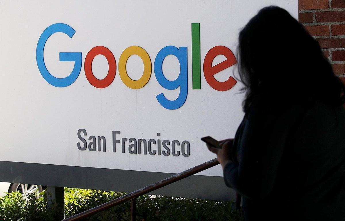 Dịch vụ Google ở Mỹ gặp sự cố. (Nguồn: AP)