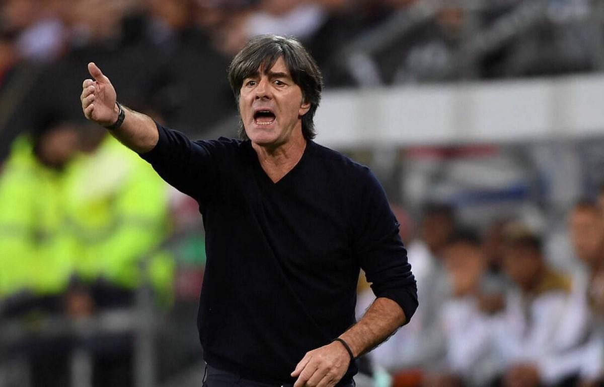Chiến thuật của Loew không thể giúp Đức tránh khỏi thất bại trước Hà Lan. (Nguồn: AP)