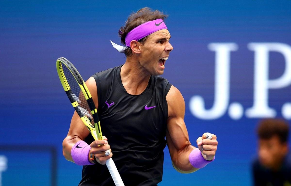 Rafael Nadal vô địch US Open 2019. (Nguồn: Getty Images)
