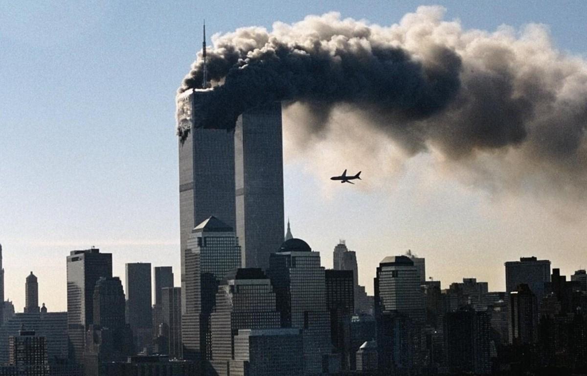 Hình ảnh vụ khủng bố kinh hoàng 11/9 tại Mỹ. (Nguồn: welt.de)