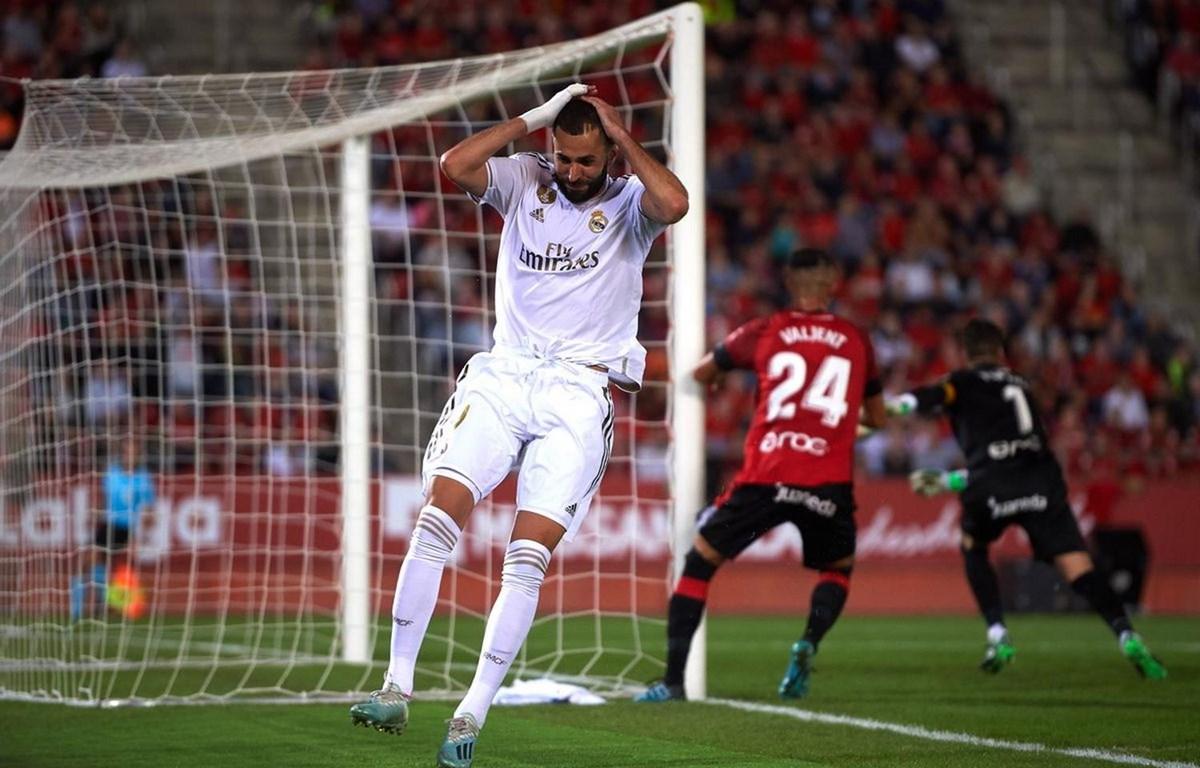 Real Madrid bại trận trước đội bóng tân binh, (Nguồn: Getty Images)