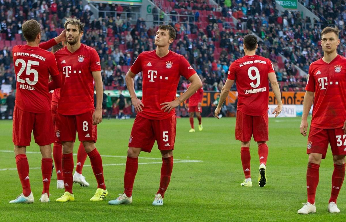 Bayern 2 trận liên tiếp không thắng ở Bundesliga. (Nguồn: Getty)