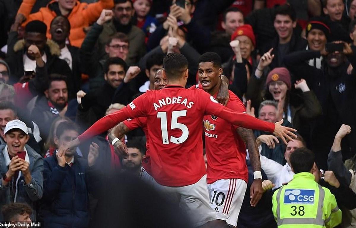 Manchester United lại một lần nữa khiến Liverpool không thắng ở Old Trafford.