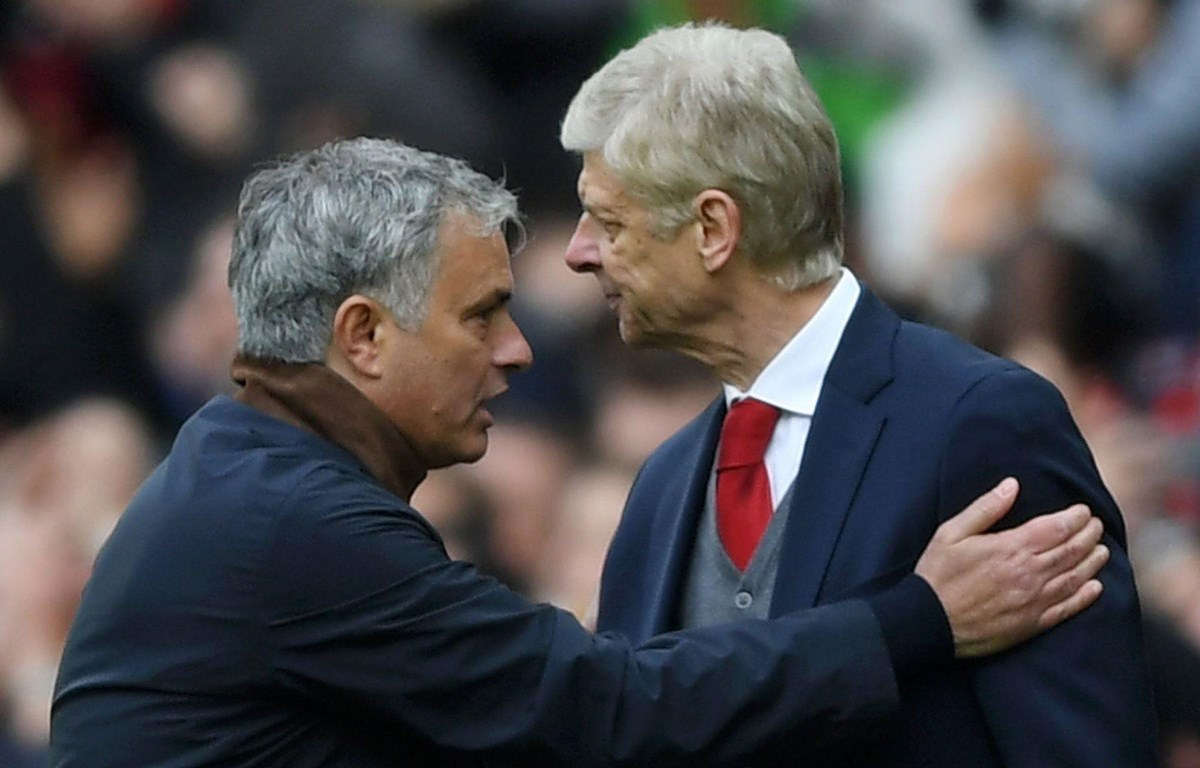 Mourinho hay Wenger có cơ hội dẫn dắt Bayern? (Nguồn: Sky)