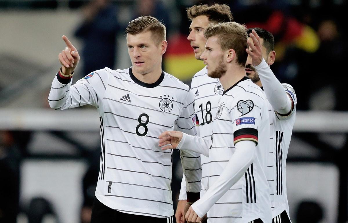 Tuyển Đức giành vé dự vòng chung kết Euro 2020. (Nguồn: Getty Images)