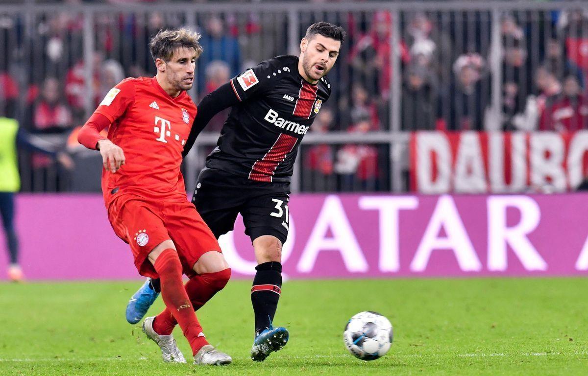 Bayern bại trận trước Leverkusen trên sân nhà. (Nguồn: Getty Images)