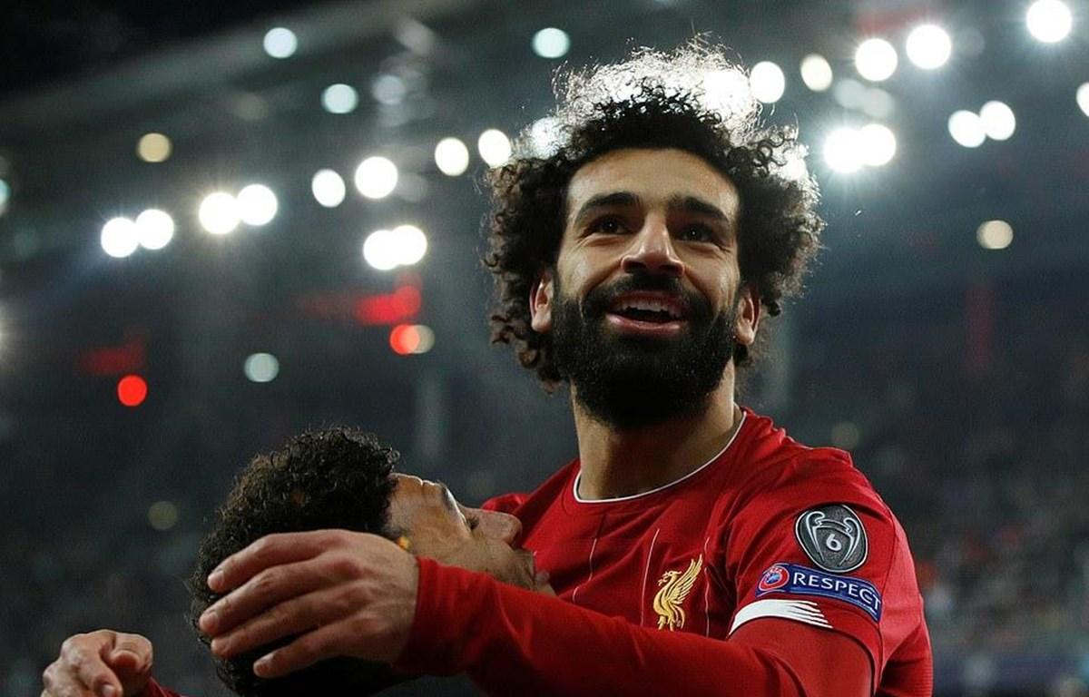 Salah và Liverpool tiếp tục hành trình bảo vệ ngôi vương.
