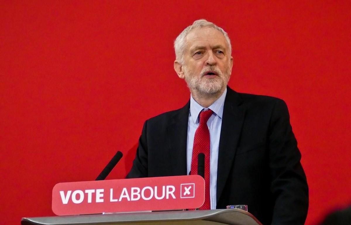 Chủ tịch Công đảng Anh Jeremy Corbyn. (Nguồn: thegrayzone)