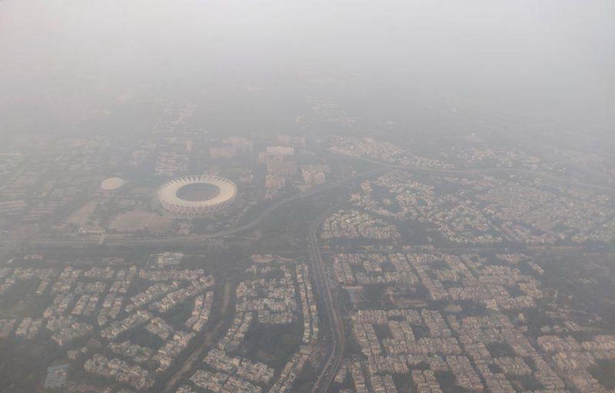 New Delhi bị xem là thủ đô có không khí ô nhiễm nhất. (Nguồn: Reuters)