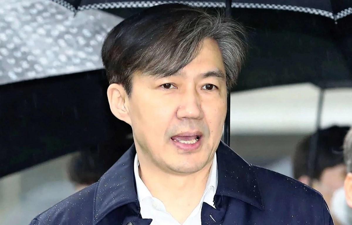 Ông Cho Kuk, cựu cố vấn cấp cao của Phủ Tổng thống. (Nguồn: Reuters)
