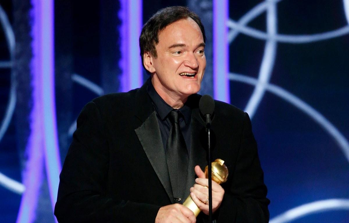Đạo diễn Quentin Tarantino. (Nguồn: AP)