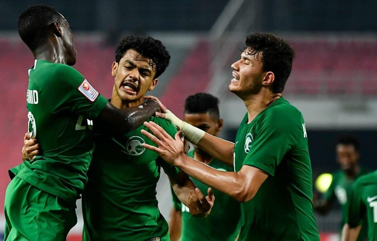U23 Saudi Arabia vào chung kết. (Nguồn: AFC)