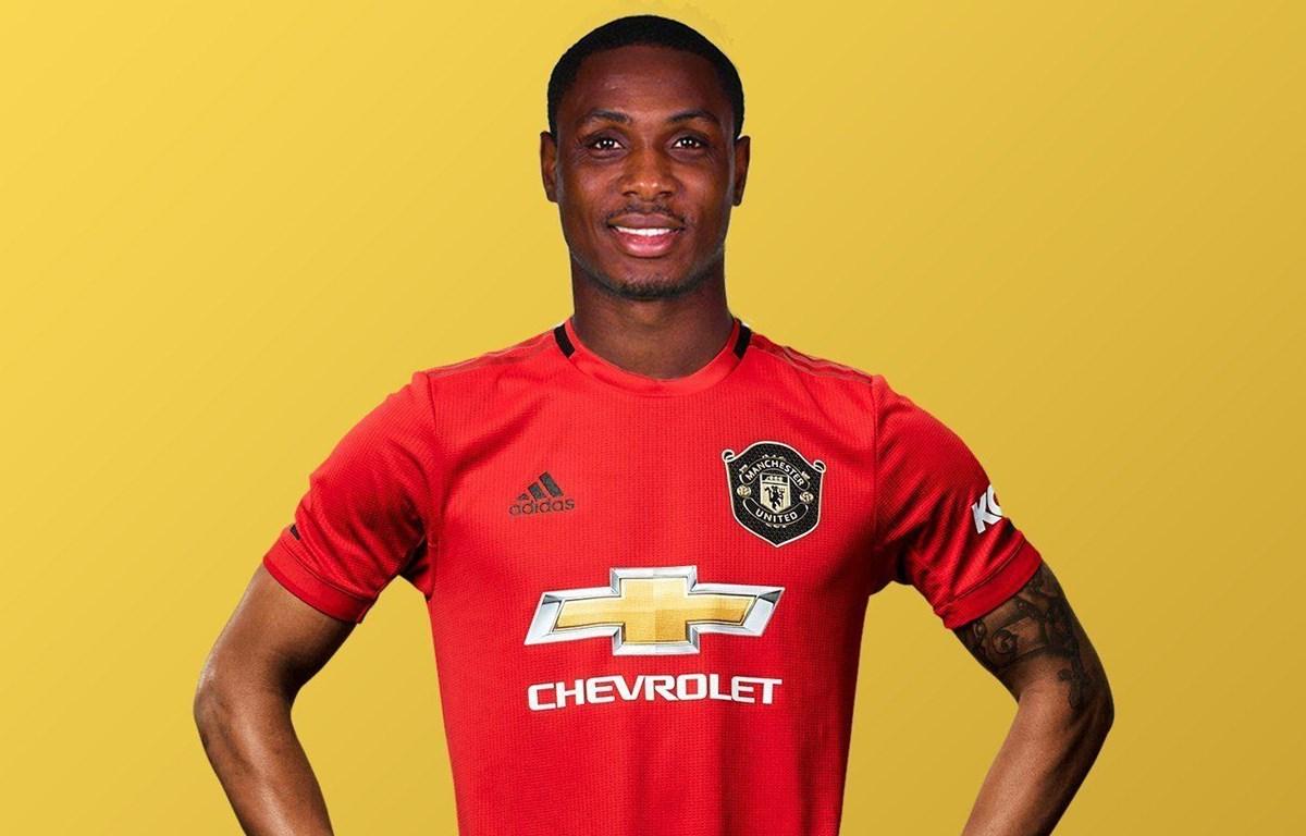 Ighalo rời vùng đại dịch virus corona, đầu quân cho Manchester United. (Nguồn: premiumtimesng)