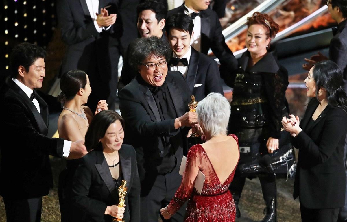 Parasite thắng lớn tại Oscar 92. (Nguồn: nytimes)