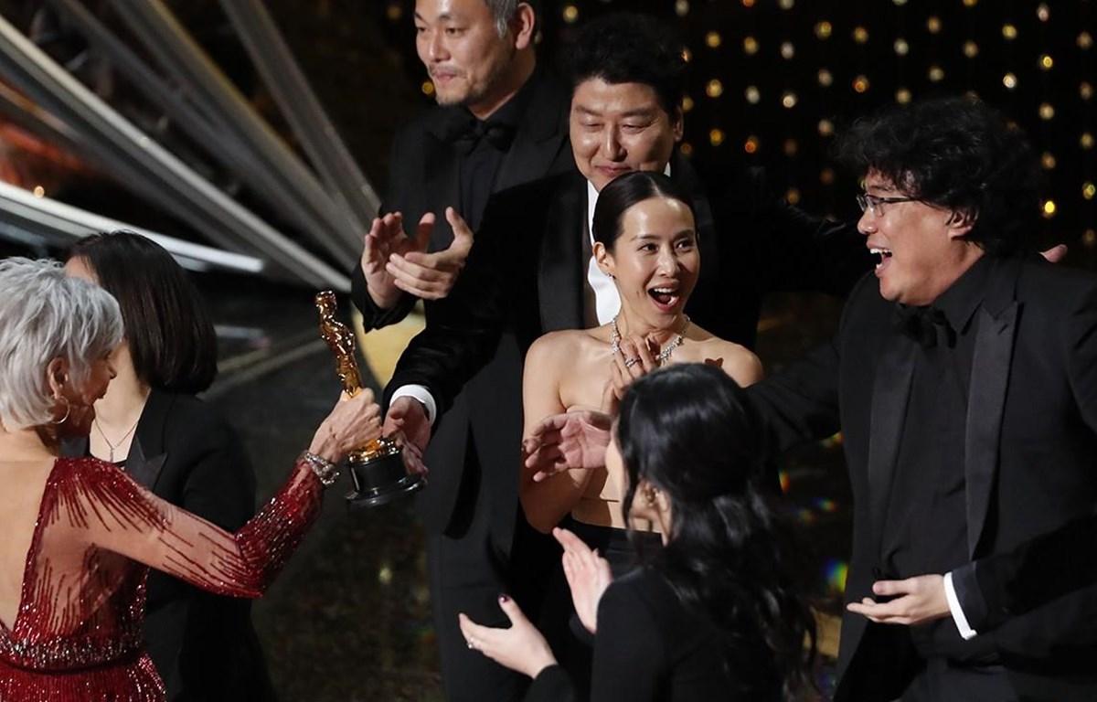 Hình ảnh tại lễ trao giải Oscar 2020. (Nguồn: LA Times)
