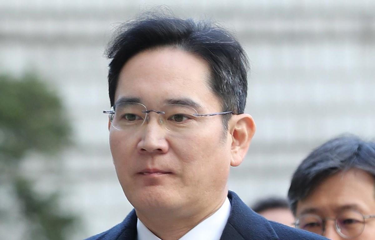 Phó Chủ tịch Samsung Lee Jae-yong. (Nguồn: Yonhap)