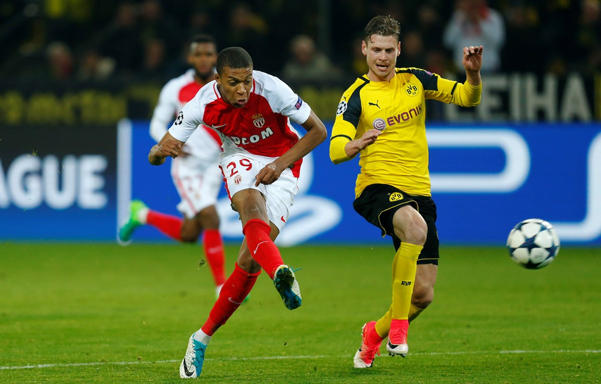 "Mbappe từng khiến Dortmund phải 'ôm hận."" (Nguồn: Getty Images)"