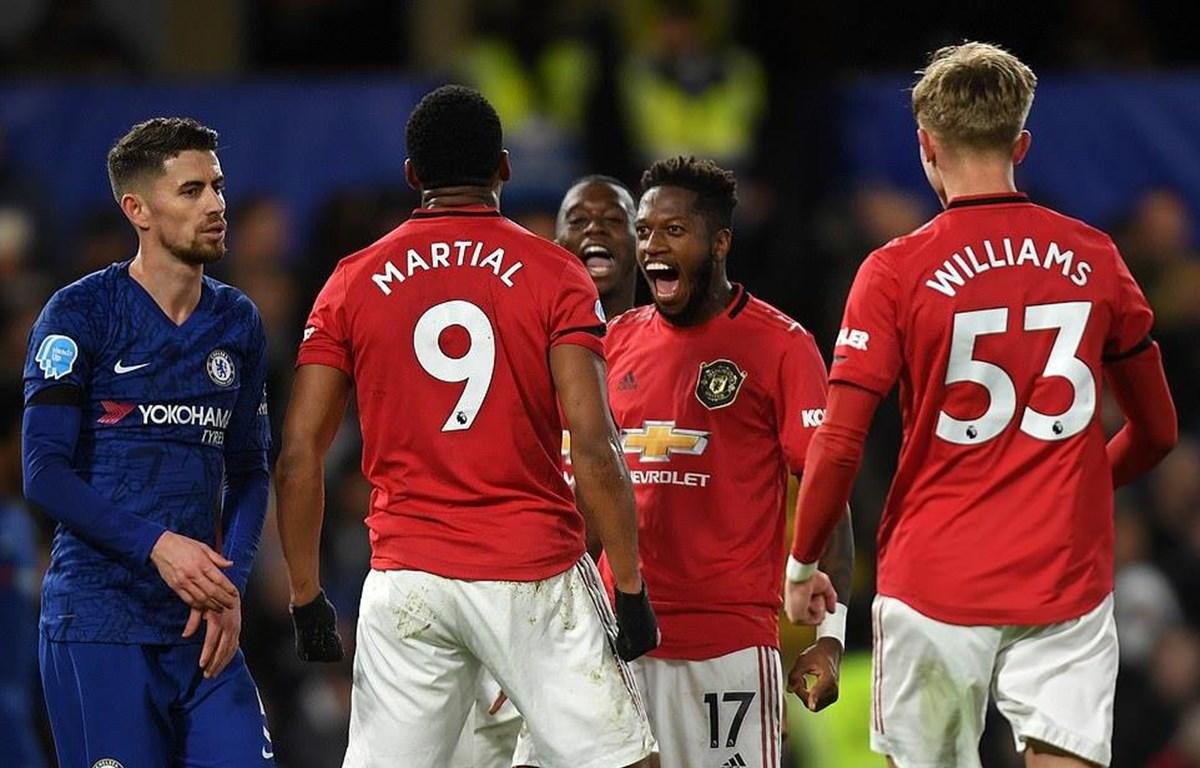 M.U tiếp tục khiến Chelsea phải ôm hận.