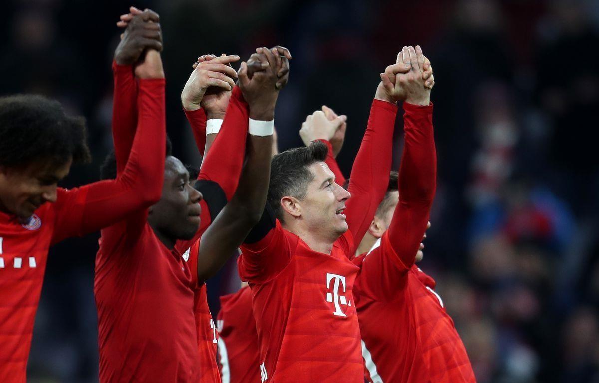 Bayern chạy đà thuận lợi trước trận gặp Chelsea. (Nguồn: Getty Images)