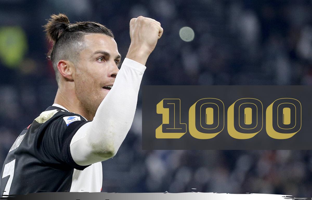 Ronaldo cán mốc 1.000 trận trong sự nghiệp.