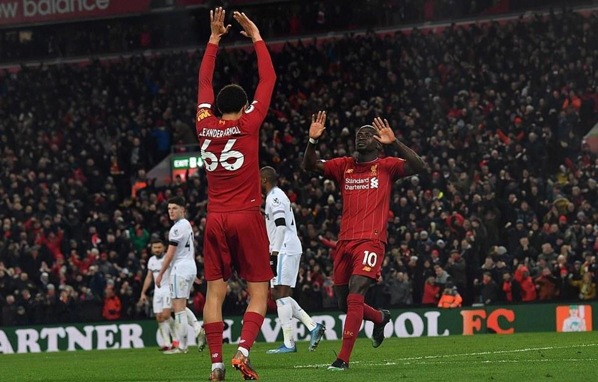 Liverpool đã rất gần với ngôi vương Premier League.