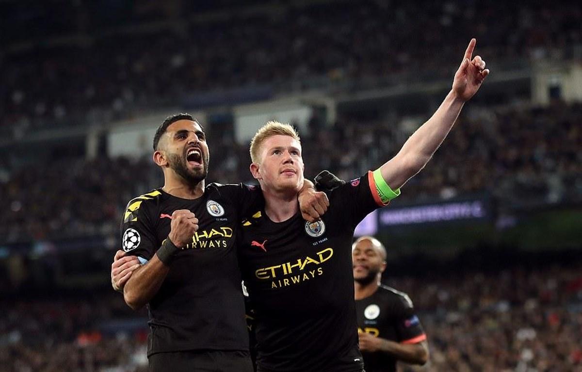 Man City đánh bại Real ngay tại Bernabeu.