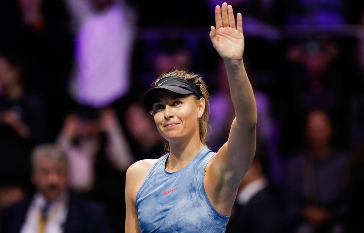 Sharapova giã từ sự nghiệp. (Nguồn: Getty Images)