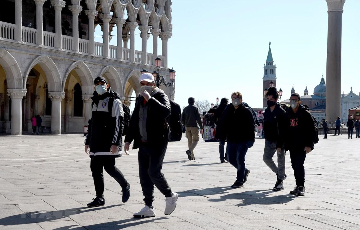 Italy có hơn 10.000 ca nhiễm SARS-CoV-2. (Nguồn: AFP/TTXVN)