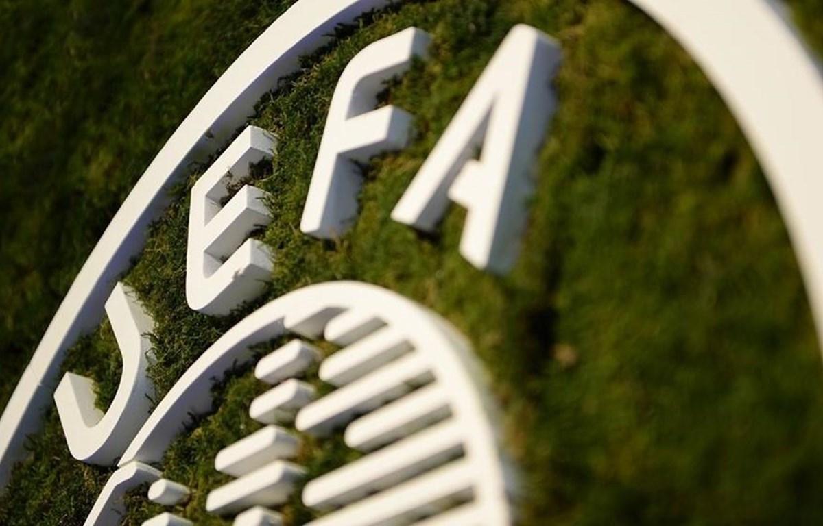 UEFA đã hoãn các trận đấu do COVID-19. (Nguồn: AFP)