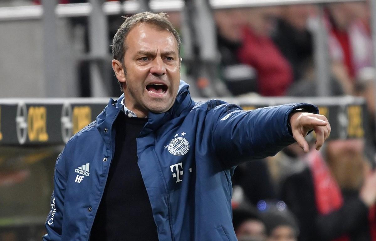 Hansi Flcik đã để lại những dấu ấn riêng tại Bayern. (Nguồn: Getty Images)