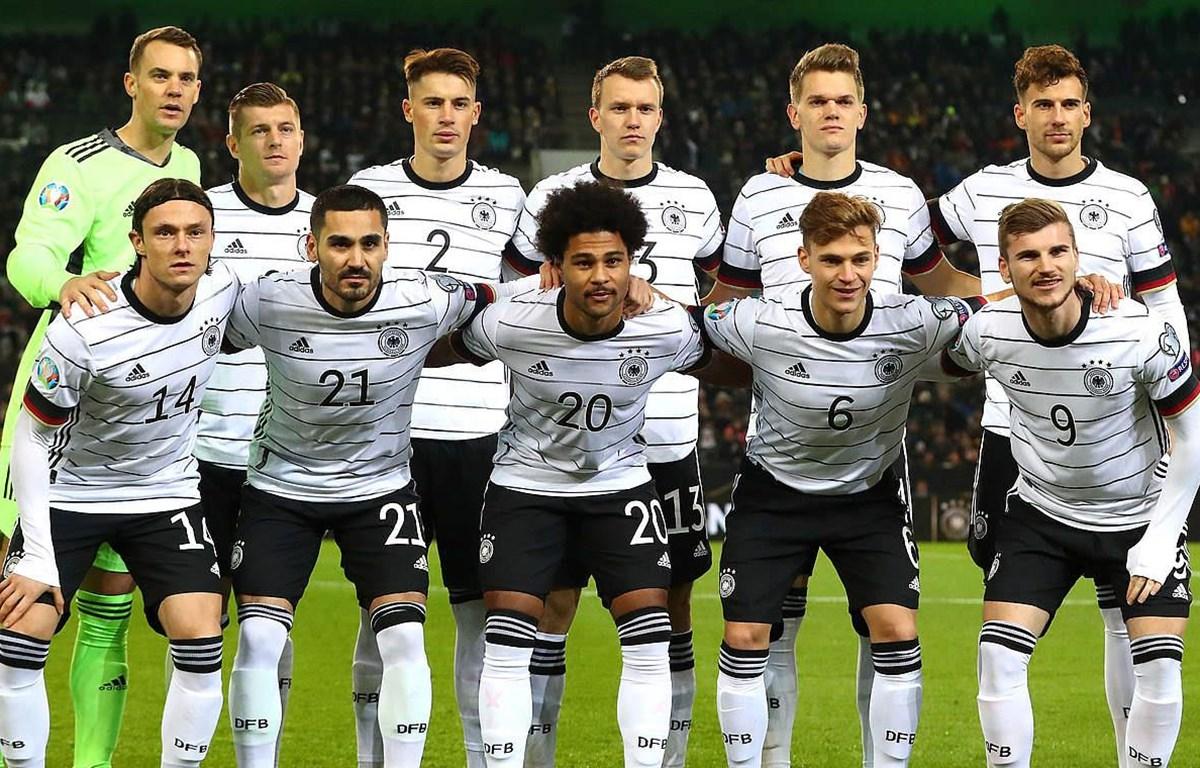 """Đội tuyển Đức đã ủng hộ 2,5 triệu euro """"góp sức"""" cho chiến dịch ngăn chặn dịch bệnh COVID-19"""