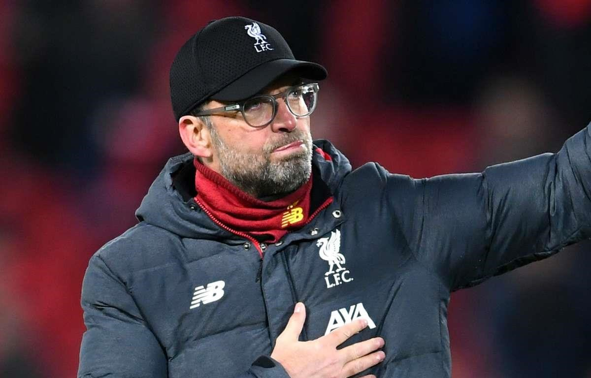 HLV Juergen Klopp của Liverpool. (Nguồn: Getty Images)