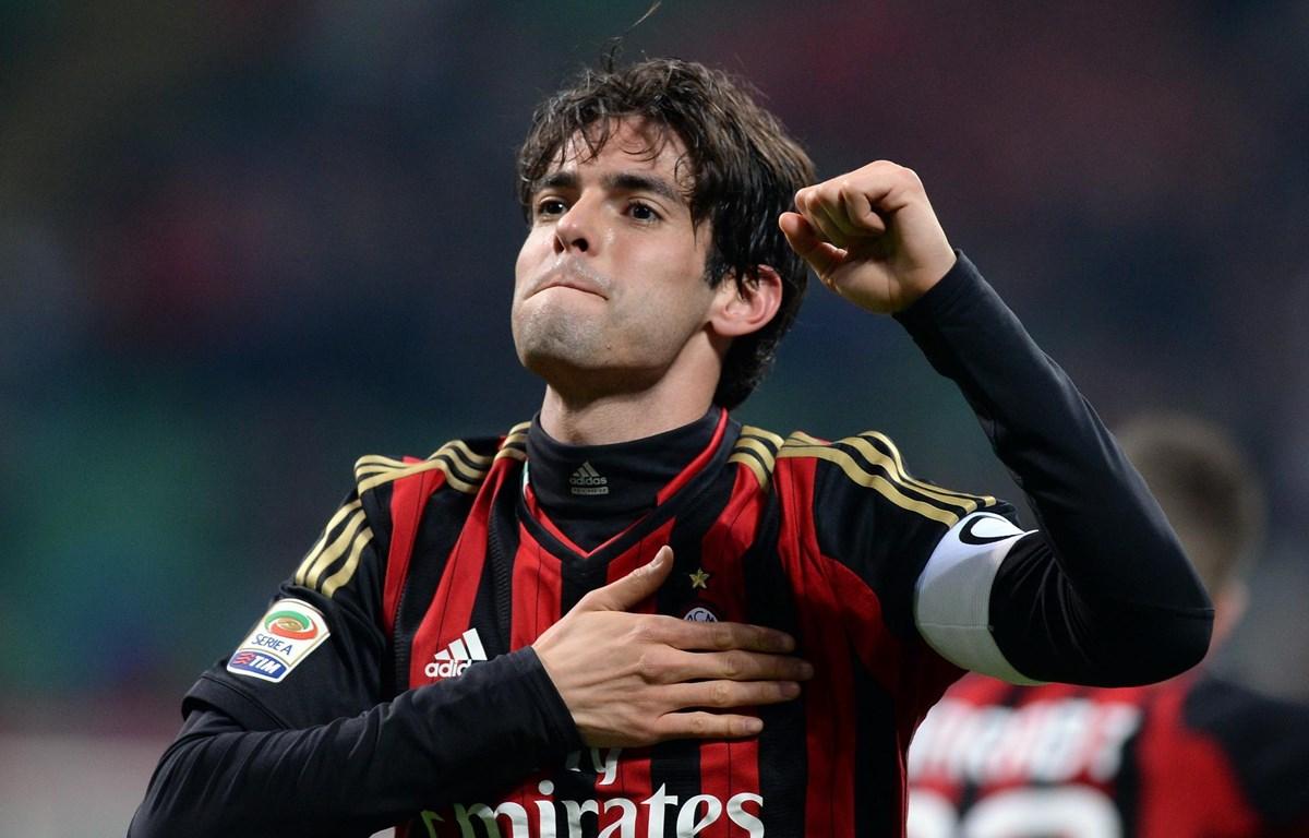 Kaka chưa bao giờ muốn rời Milan. (Nguồn: sempremilan)