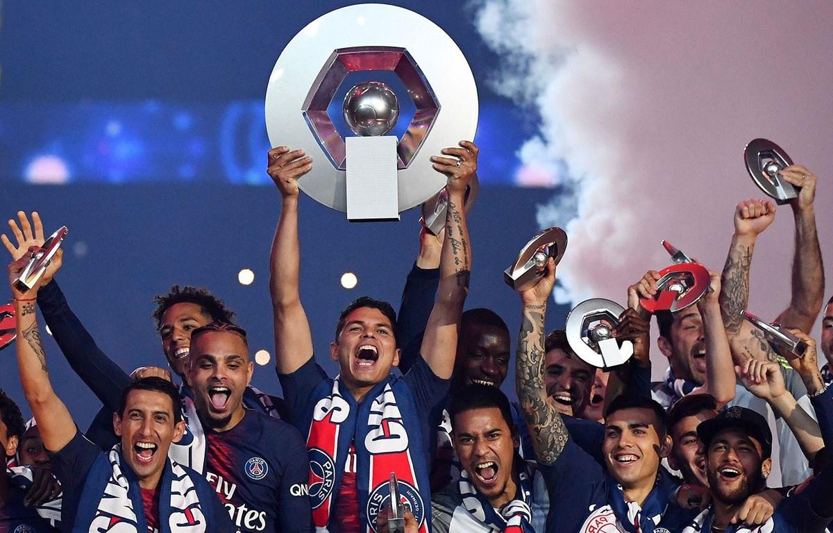 PSG bảo vệ thành công ngôi vương.