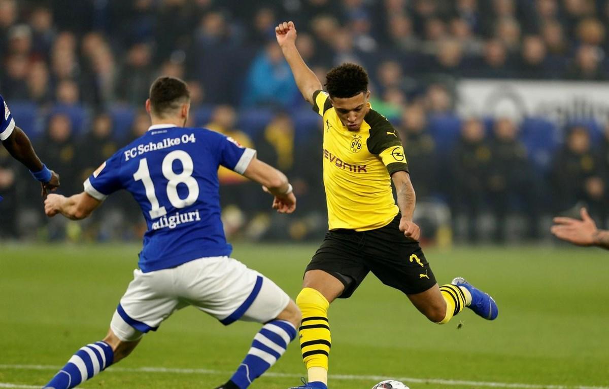 Tâm điểm ngày Bundesliga trở lại là trận đấu giữa Schalke 04 và Dortmund. (Nguồn: Getty Images)