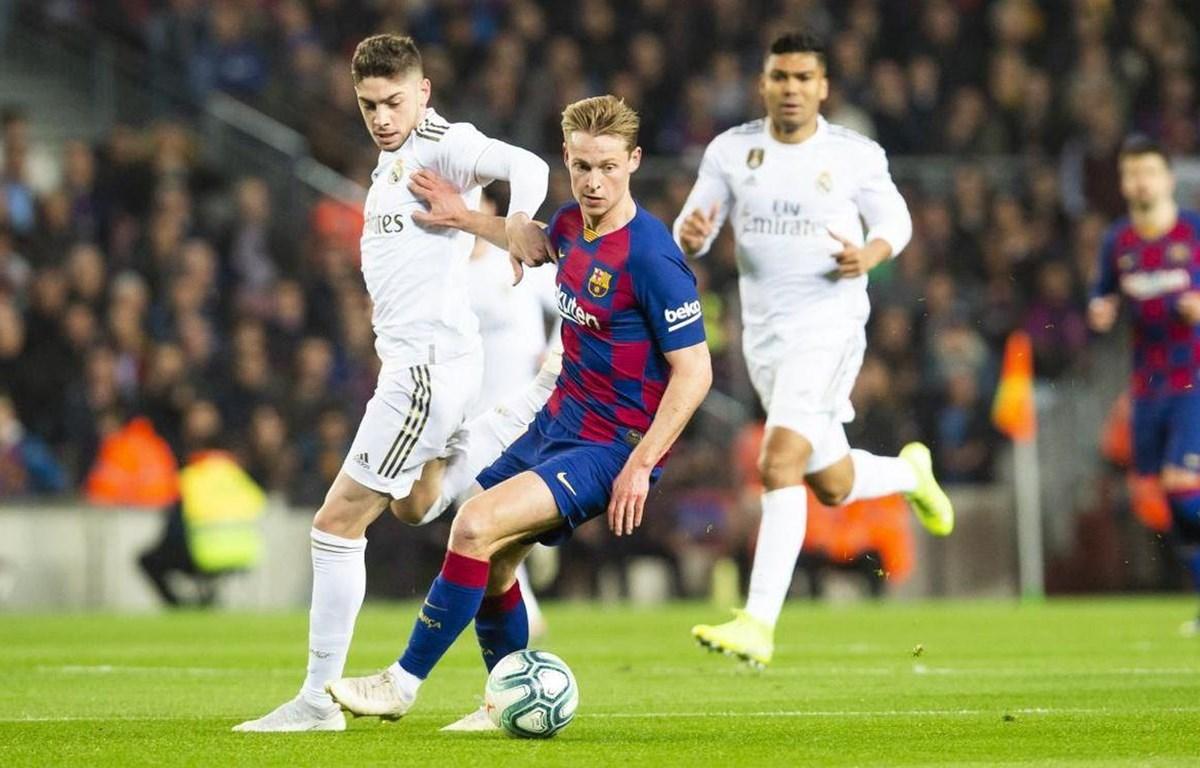 La Liga sẽ trở lại vào ngày 20/6? (Nguồn: Getty Images)