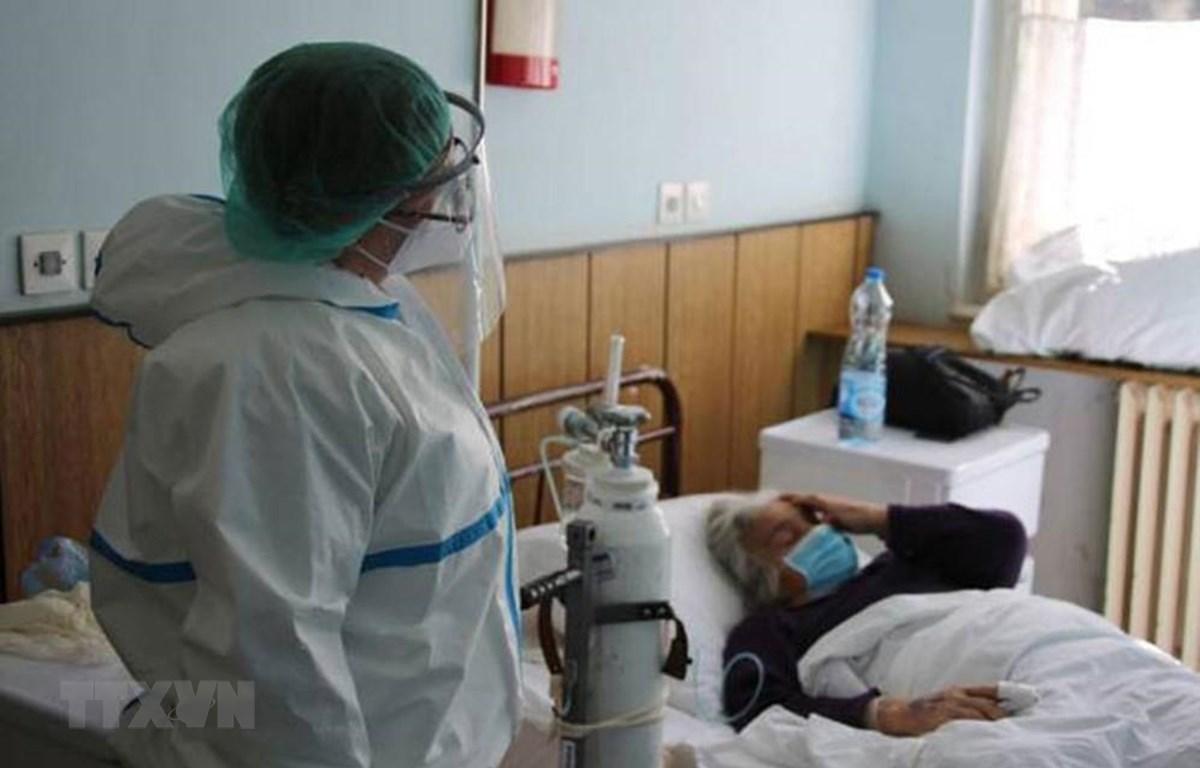 Moskva vẫn là địa phương có nhiều người nhiễm virus SARS-CoV-2 nhất trong ngày ở Nga. (Ảnh: Prensa Latina/TTXVN)