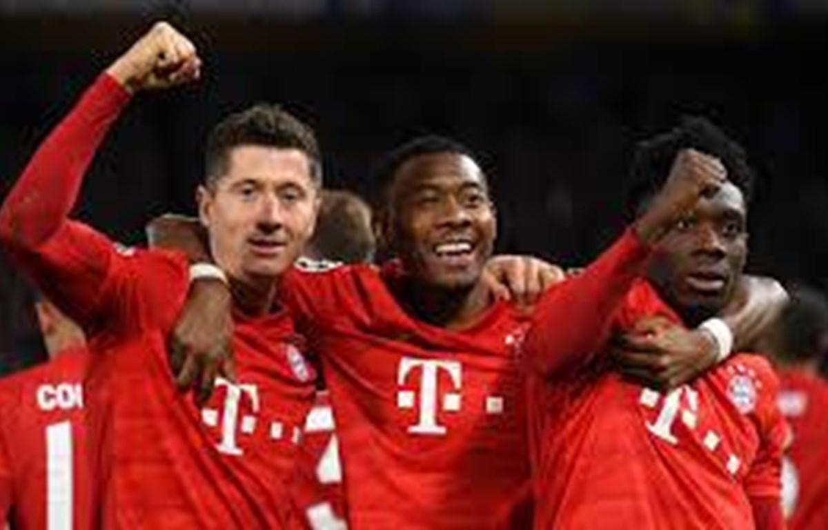 Nhiều người tin rằng Bayern sẽ tiếp tục đăng quang Bundesliga mùa này, (Nguồn: Getty Images)