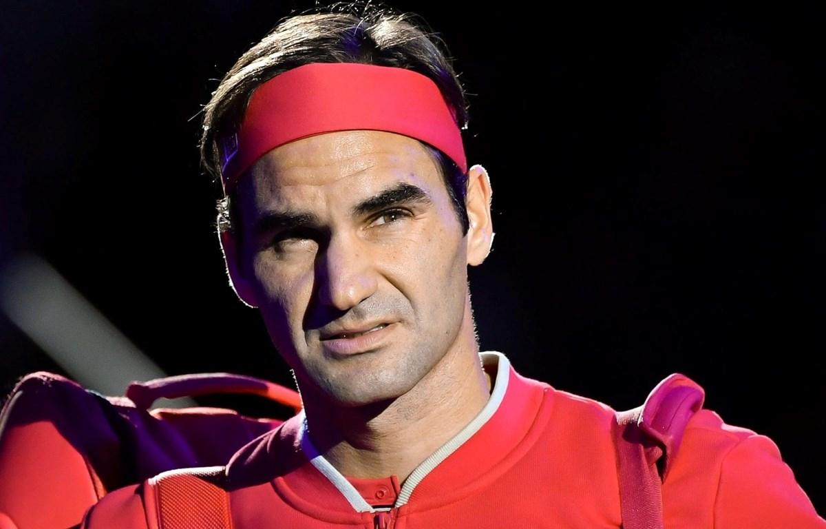 Federer nghỉ thi đấu hết năm 2020. (Nguồn: AFP/Getty Images)