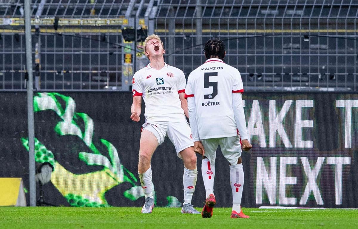 Mainz 05 rộng cửa trụ hạng thành công. (Nguồn: dpa)