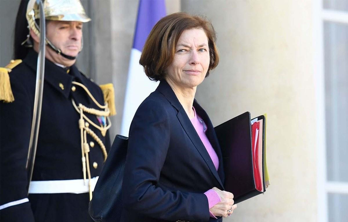 Bộ trưởng Quốc phòng Pháp Florence Parly. (Nguồn: middle-east-online)