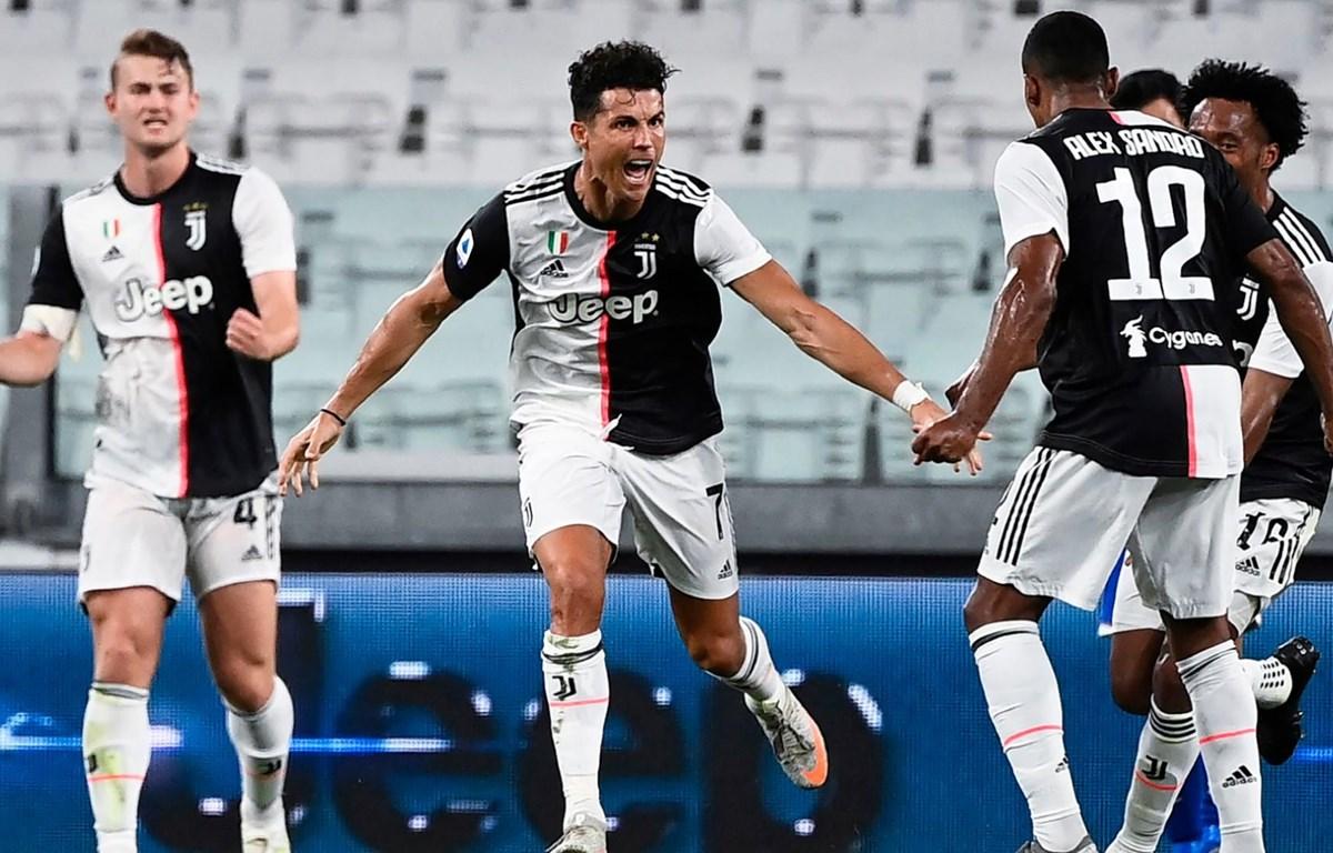 Juventus CHÍNH THỨC vô địch Serie A sớm hai vòng đấu
