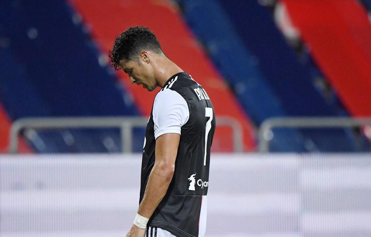 Ronaldo và đồng đội thất bại sau khi đăng quang. (Nguồn: Reduters)