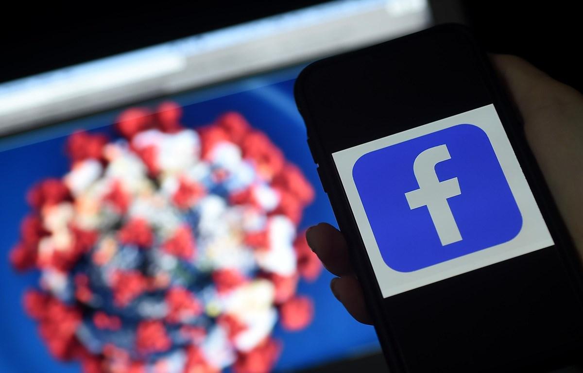 Facebook xóa nhiều bài đăng sai sự thật. (Nguồn: Getty Images)