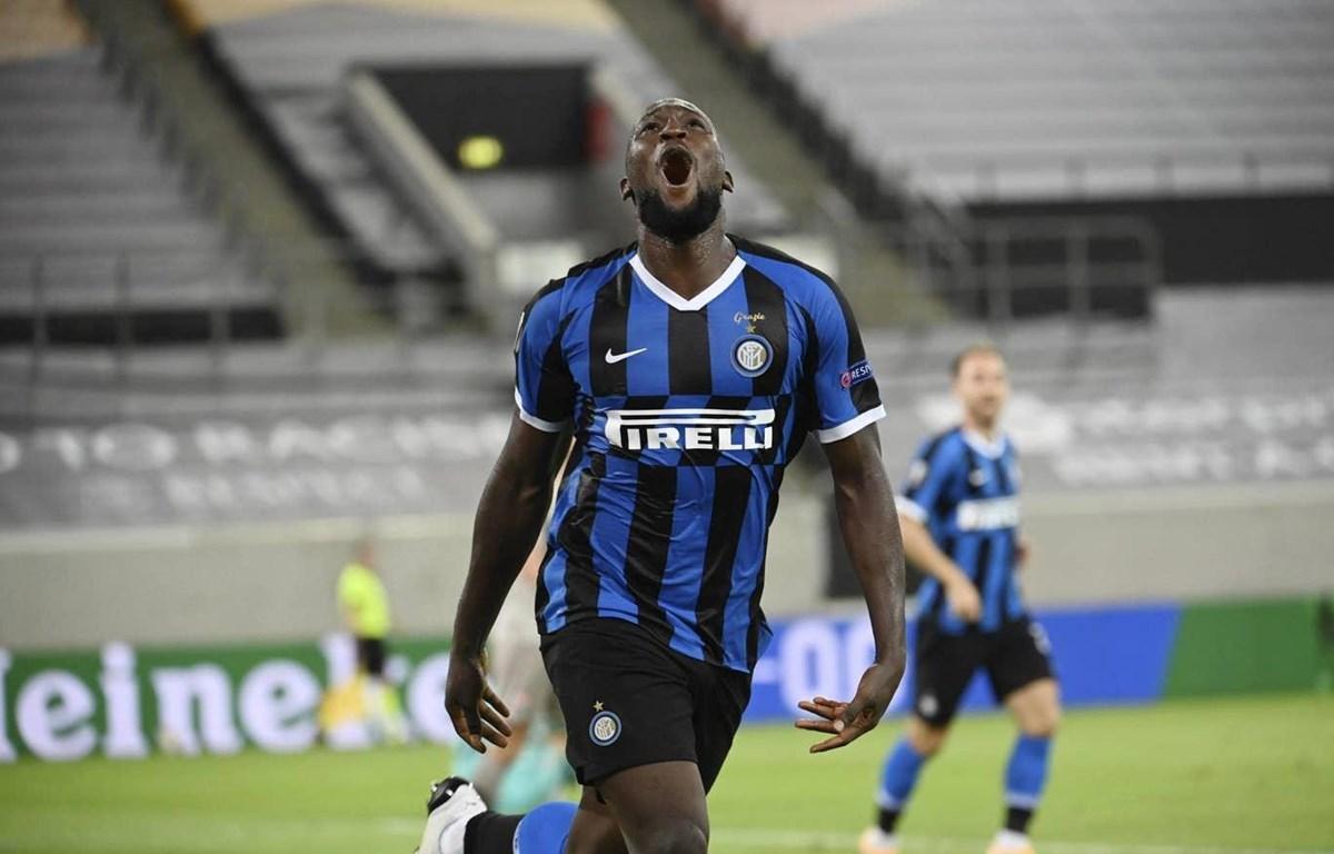 Lukaku lại lập công đưa Inter vào chung kết. (Nguồn: AP)