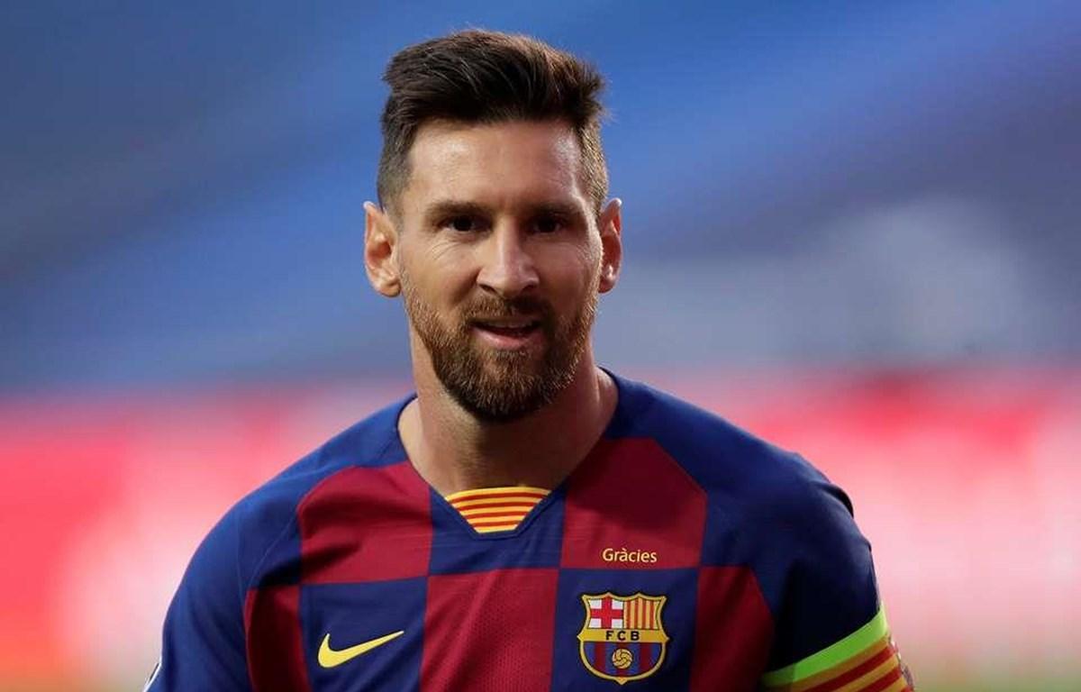 Messi đòi rời Barcelona. (Nguồn: Getty Images)