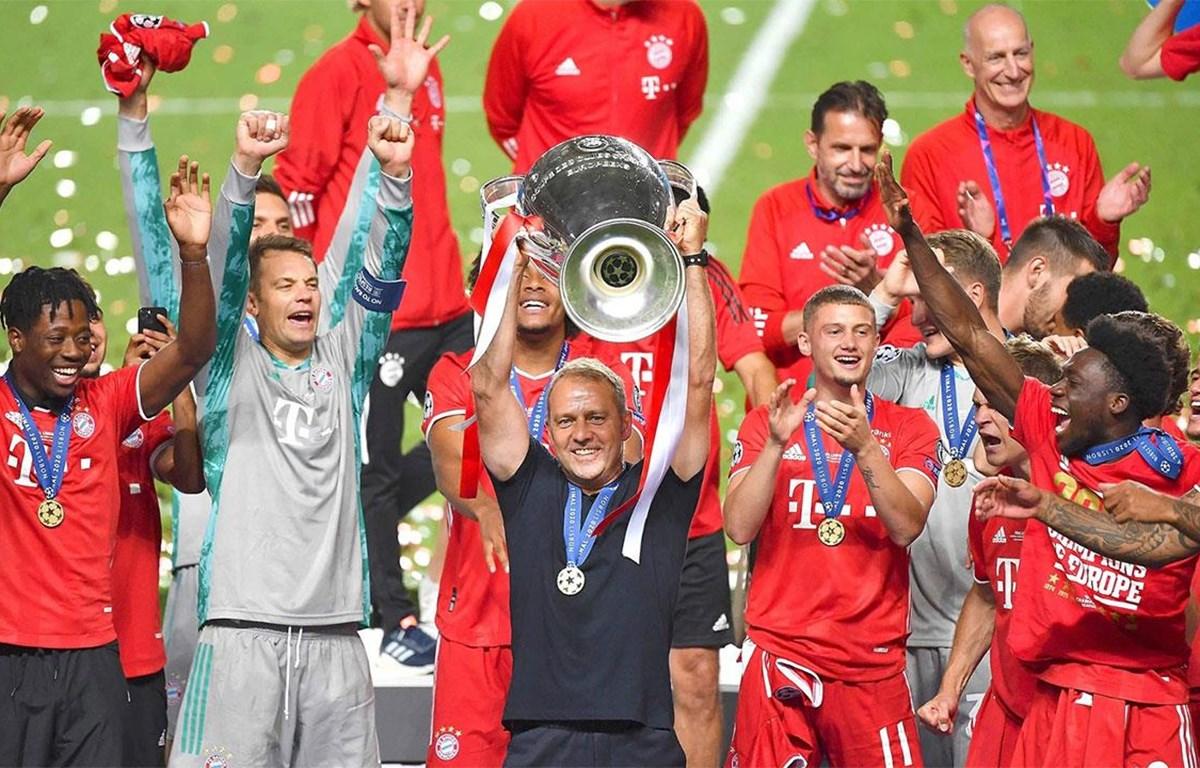 Flick đã mang đến d iện mạo hoàn toàn khác sau khi ngồi vào vị trí mà Kovac để lại. (Nguồn: Getty Images)